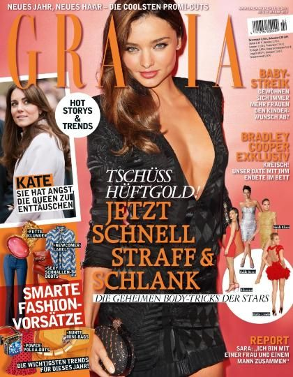 Grazia Germany edition