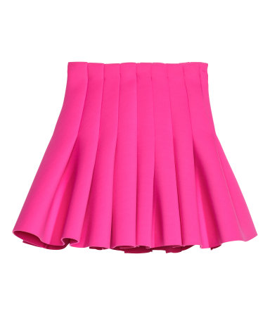 Skirt from H&M at €34.95