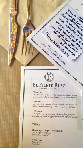 El Filete Ruso